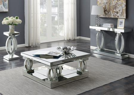 Bling Coffee Table The, Glass Table Sets For Living Room