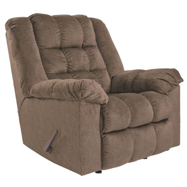 big brown recliner