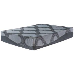 grey hybrid mattress