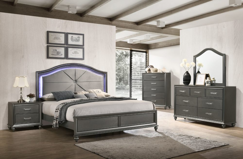 silver star bedroom  the furniture depot