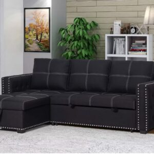 Anastasie Reversible Sleeper Sectional